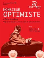 Mr Optimiste, adaptation de Christine DELMOTTE