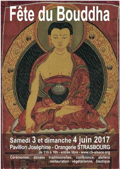 Sagesse bouddhiste Fête Buddha juin