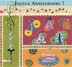 Cartes d'anniversaire pour les copinettes (1)