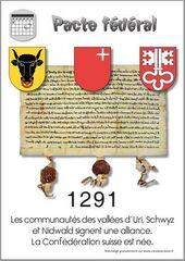Pacte fédéral suisse