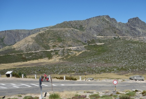 Direction la Serra Da Estrela