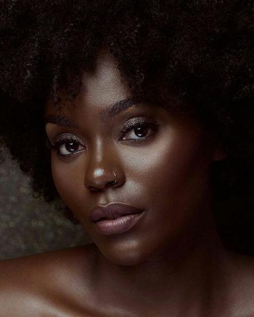 Black magic beauty