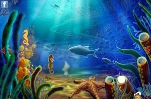 Jouer à Aquatic world escape