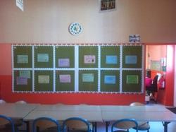 Un mur de fiertés pour les élèves