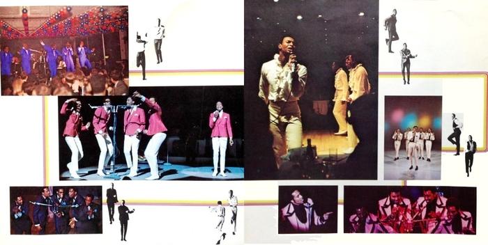 "The Temptations : Album "" Anthology "" Motown Records M782A3 [ US ]"