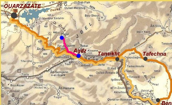Cascade de Tizgui
