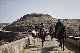 Les Cowboys : Photo