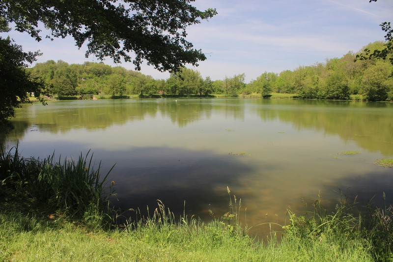 Plan d'eau Degagnac