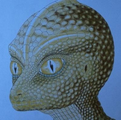 Les Extraterrestres - les Reptiliens