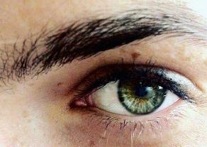 Les yeux de la Belle ...