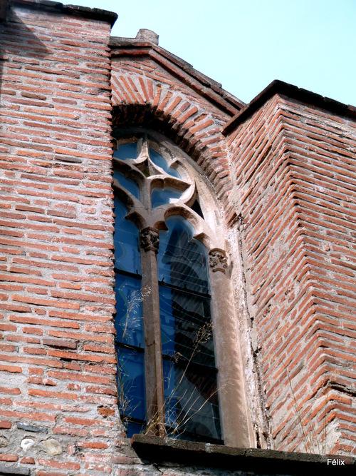 Les fenêtres gothiques