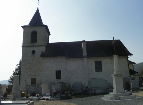 L'église de Murs