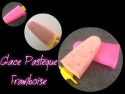 Glace Pastèque Framboise