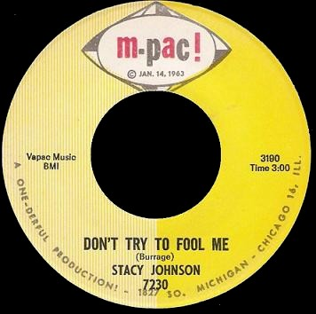 Stacy Johnson - Don't Try To Fool Me