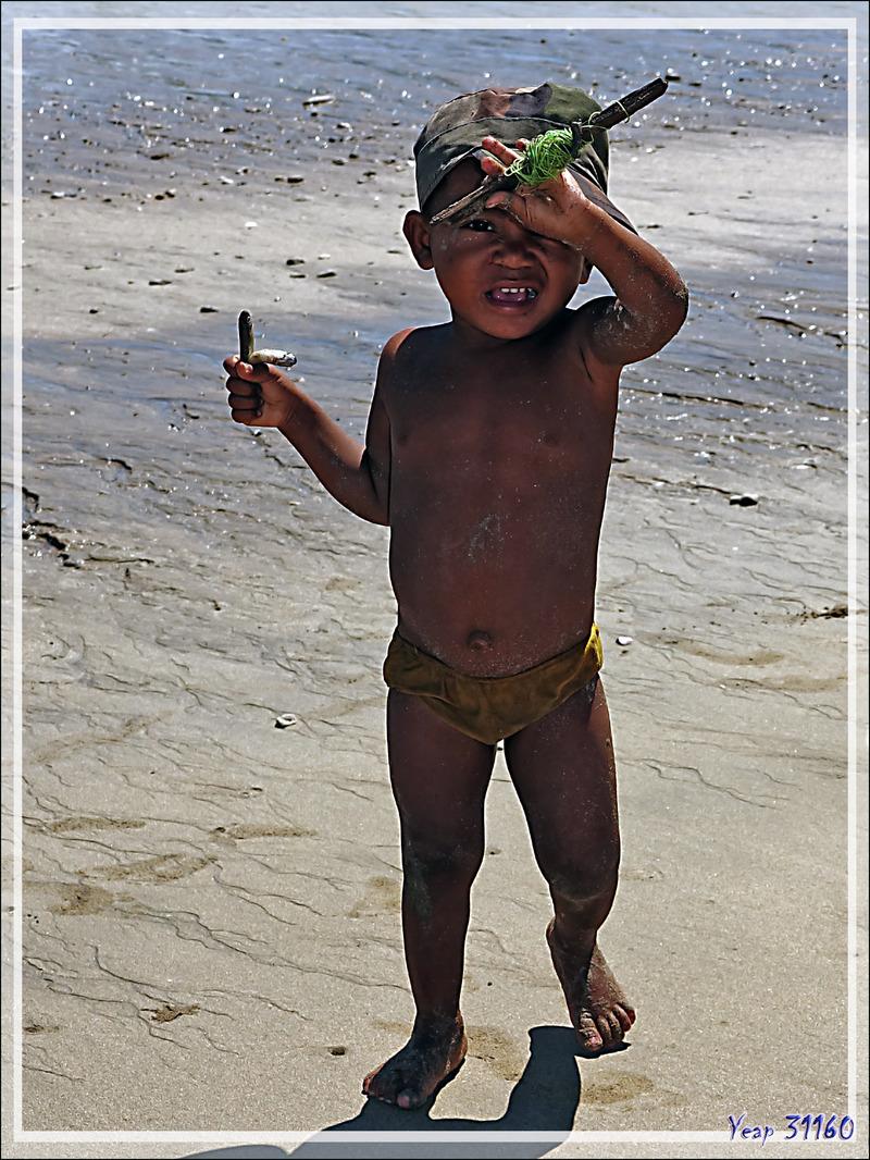 Ambaramidada : petit Poulbot deviendra grand Pêcheur - Grande Mitsio - Madagascar