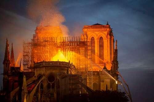 Notre cathédrale chère à nos cœurs
