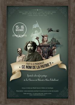 Allez voir Thibaut au théâtre le 15 novembre !