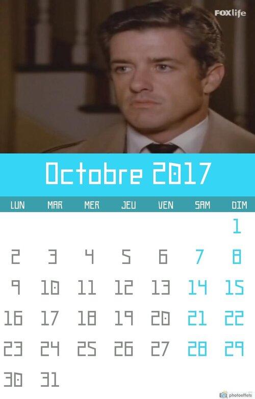 Douglas Sheehan :Fin des calendriers 2017.