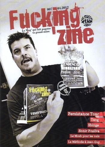 Fucking zine - Numéro 7
