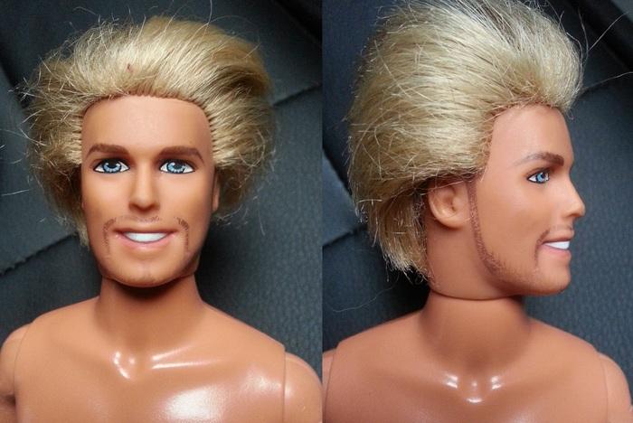 1999 / Shave 'n Style / Ken