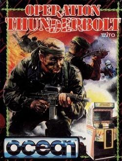 Operation Thuderbolt - Taîto