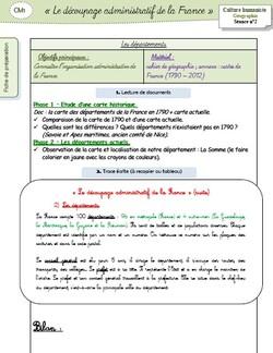 Découpage administratif de la France