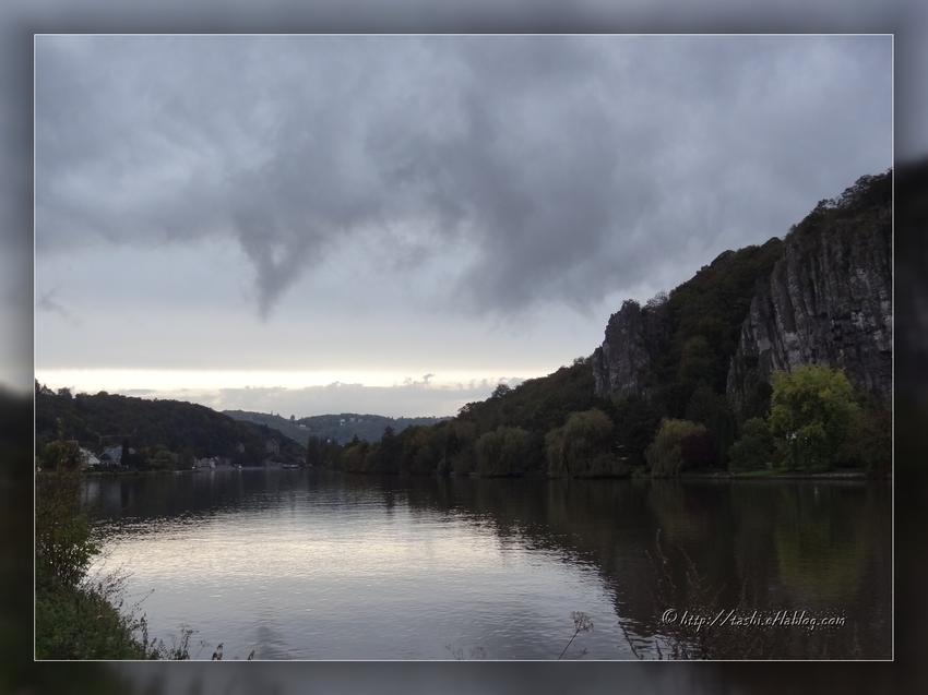 La Meuse, Namur!