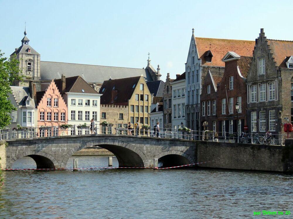 Bruges en Belgique - 3