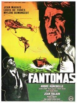 Fantômas - André Hunebelle