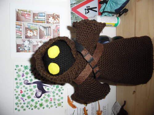 Crochet : Jawa