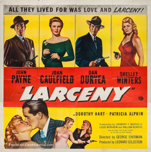 https://media-cache.cinematerial.com/p/500x/tczorugh/larceny-movie-poster.jpg?v=1456511690
