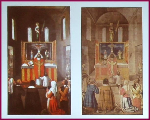 Le patrimoine de la chapelle de l'hôpital d'Alise-Sainte-Reine, dévoilé lors d'un colloque proposé par l'association  Desnoyers-Blondel