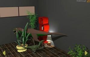 Jurassic room escape