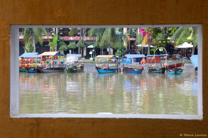 La vieille ville de Hội An, Vietnam
