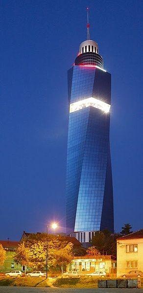292px-Sarajevo Twist Tower