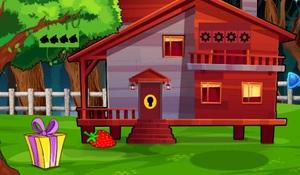 Jouer à Forest red owl escape