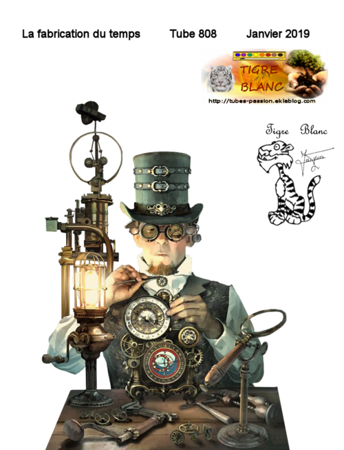 -- Le monde des Steampunks -- 2