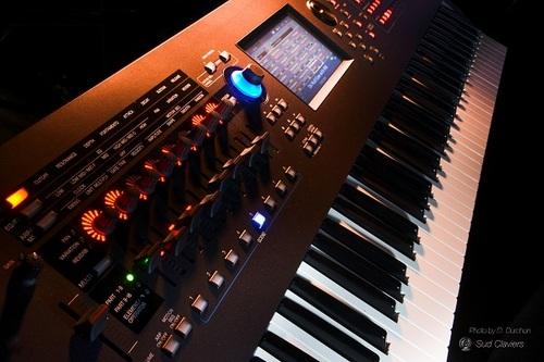 Nouveau Clavier de scène, le Yamaha Montage _ Par Fred