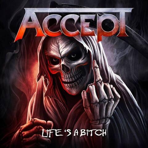 """ACCEPT dévoile son nouveau single """"Life's A Bitch"""""""