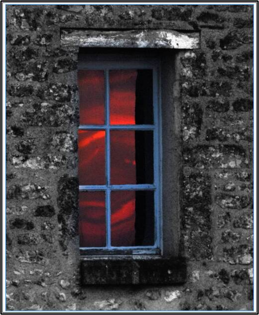 Reflet de fenêtre