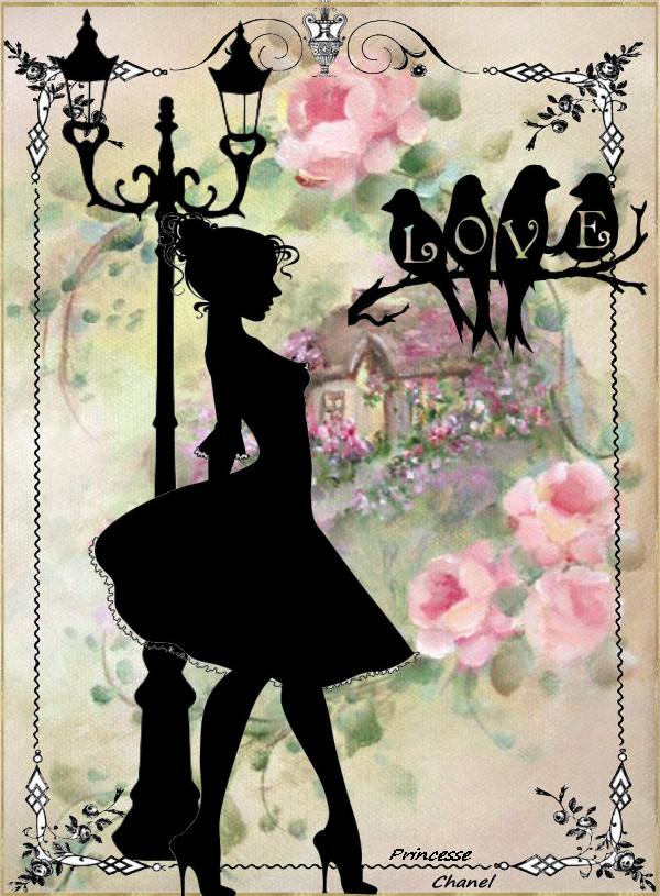 Entre le noir et le rose