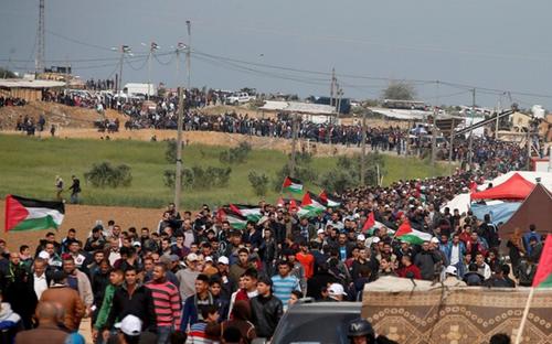 Que se passe-t-il à Gaza et à la frontière israélienne ?