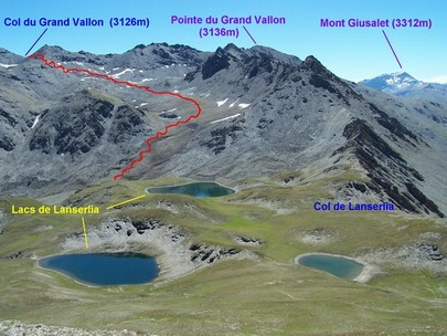 Col du Grand Vallon