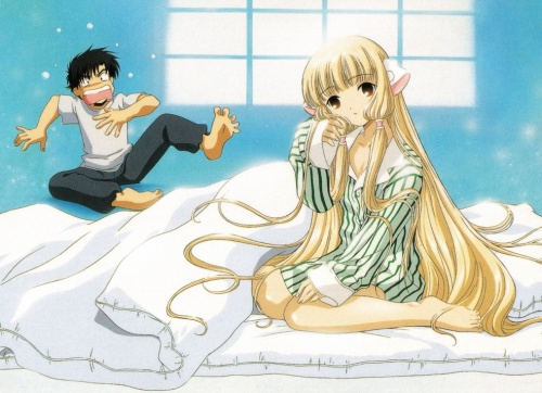 Gallerie Chobits