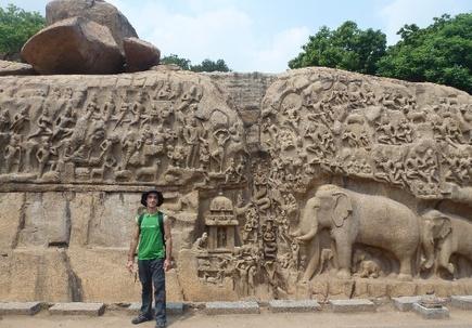 Les temples de Mahabalipuram