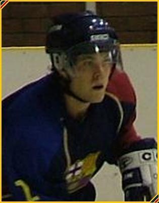Hannes JONSSON (nouveau venu de l'effectif 2005-2006)