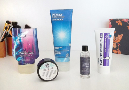 Produits terminés #4, soins, visage, acné, Laeti Beauty, Blog Beauté