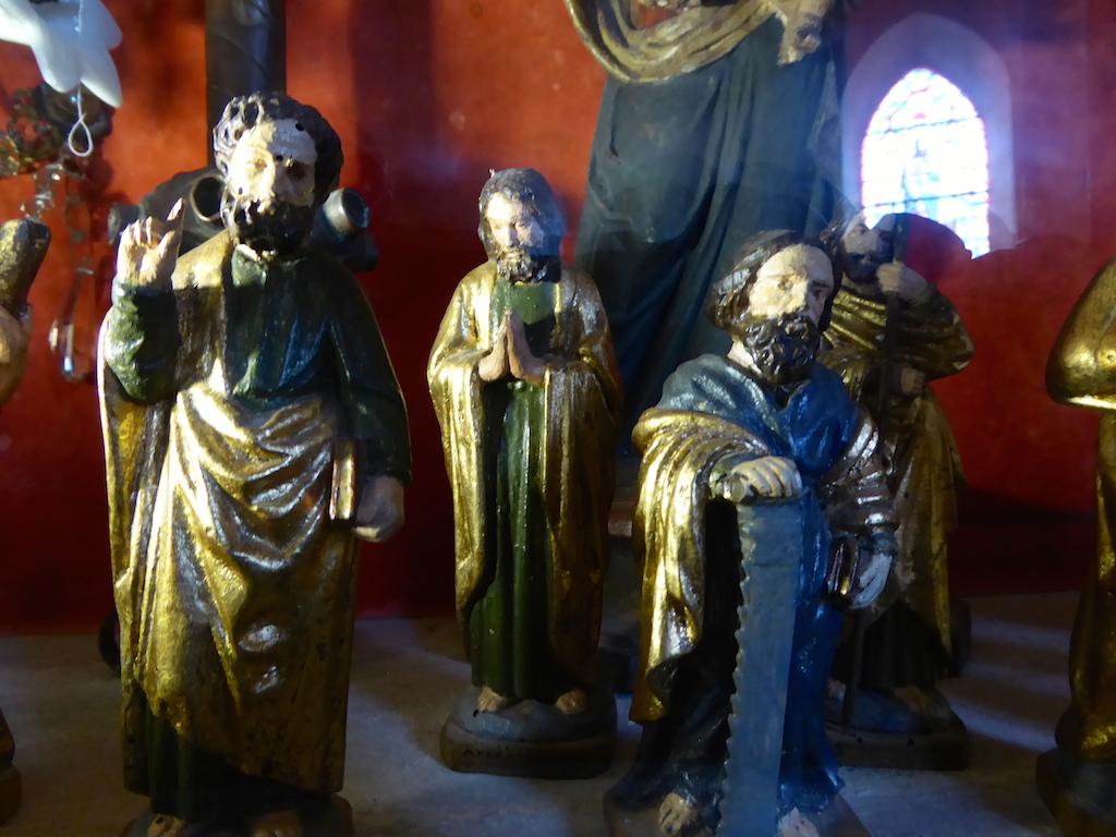 Le Trésor de l'église de Chassignol et autres.