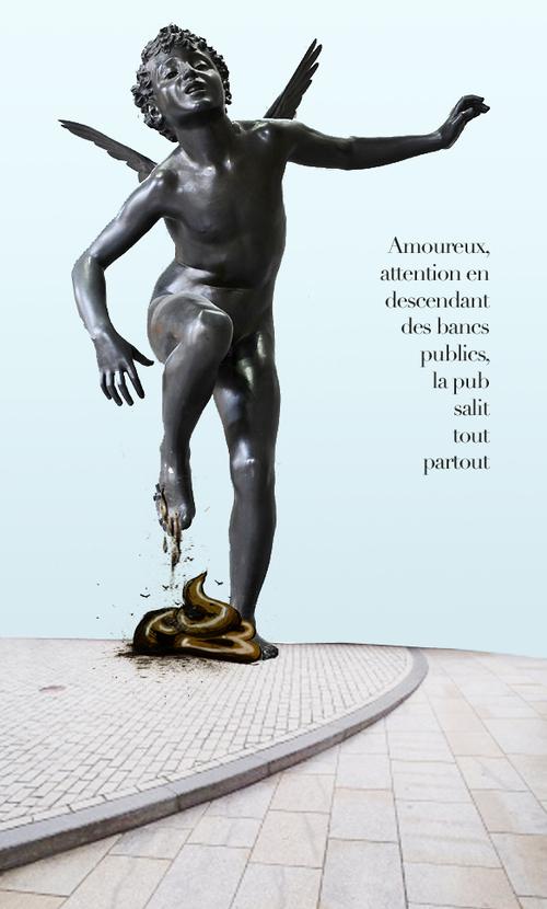 Bordeaux, Lille et Nantes publicité au sol. Jean-Antoine IDRAC Musée des Beaux-Arts de Lille
