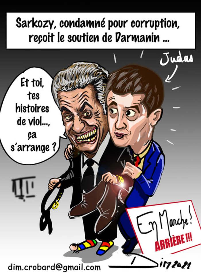 La chute de Sarkozy et d'un système ?